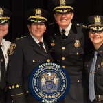 Union City names Luster first female police chief, promotes 7 other officers