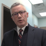 After being fired from JCETP, McGreevey's New Jersey Re-entry Corp. leaving Jersey City