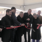 25 years in the making, Murphy, Sacco cut the ribbon on 69th Street bridge overpass