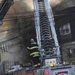 Bayonne man fundraising for sister, husband who 'lost everything' in 5-alarm fire