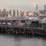 Hoboken issues stop work order after NY Waterway ferries spotted at Union Dry Dock