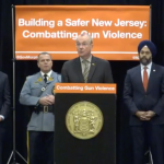 In Jersey City, Murphy, Grewal say that GUNstat reports will include manufacturer info
