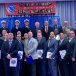 44 new firefighters, including 2nd female, join North Hudson Regional Fire & Rescue