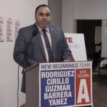 Rodriguez slams Roque over allies' criminal pasts, mayor calls tactic a diversion