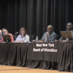 Differing perspectives on electioneering make for a nasty West New York BOE meeting