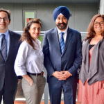 Hoboken Mayor Bhalla announces his support for five council challengers in November