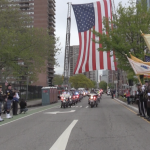 Jersey City honors their officers participating in 23rd annual Police Unity Tour