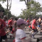 Hundreds come to Braddock Park in North Bergen to run annual Sacco Foundation 5k