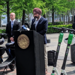 Hoboken mayor, council majority clash over potential E-scooter referendum question