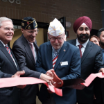 Hoboken American Legion Post 107 opens new  building to house homeless veterans