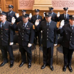 13 Jersey City firefighters promoted to captain, bringing department to nearly 600 members
