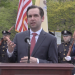 Fulop reveals changes to use of force orders for Jersey City police after signing Obama pledge