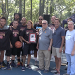 North Bergen native, NBA player Kyle Anderson returns home to host basketball clinic