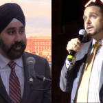 Becoming standard procedure, Bhalla and DeFusco lead the way fundraising in Hoboken