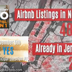 4 political committees have raised $5.2M for Tuesday's Airbnb referendum in Jersey City