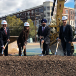 Hoboken officials break ground on Northwest Resiliency Park, largest of its kind in NJ