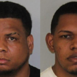 Two Jersey City men busted with a kilo of heroin with an $85k street value, officials say
