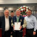 North Bergen officials pay tribute to local heroes at annual Veterans Day ceremony