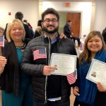 Weehawken American Legion hosts second naturalization ceremony in six months