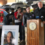 Elected officials, activists call for gun reforms in wake of fatal Jersey City shootings