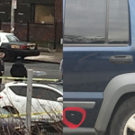 No injuries after 3 masked men fire shots at Jersey City parking lot, police radio says