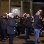 UPDATED: North Arlington holds candlelight vigil to pay tribute to Jersey City Police Det. Seals