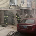 No injuries, 13 people displaced by 2-alarm blaze in Bayonne, fire chief says