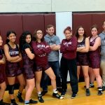Bayonne High School victorious in first ever girls wrestling dual meet in Hudson County