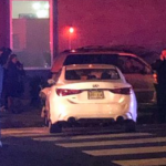 Authorities investigating 2-car crash in Jersey City Heights where passenger ejected