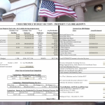 Hoboken budget: health benefits, labors contracts, & new revenues will impact layoffs