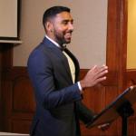 Jersey City BOE Trustee Mussab Ali celebrates civic organization's inaugural year