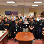 North Bergen issues proclamation honoring high school's 1st eSports team