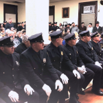 West New York Police Department promotes eight, swears in five new officers