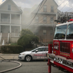 Bayonne firefighters make short work of apartment building blaze, 5 people displaced
