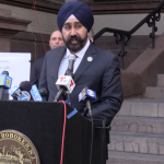 Hoboken Mayor Bhalla says that 'majority' of new COVID-19 cases are people under 35