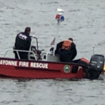 Bayonne Fire Department performs successful water rescue for 'stranded kayaker'