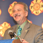 Dominick Marino, PFANJ president as well as former NHRFR and North Bergen firefighter, dies