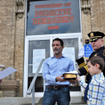 Following Dowd retirement, North Bergen swears in Fasilis as new police chief