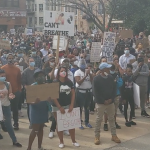 Jersey City Anti-Violence Coalition Movement gets huge turnout at rally against police brutality