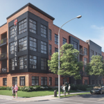 268-unit luxury Kearny residential complex, Vermella East, available for leasing in August