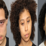 Police: Trio arrested for Secaucus gunpoint robbery where expensive jewelry stolen