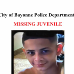 UPDATED: Bayonne authorities seeking public's help to locate missing 13-year-old boy