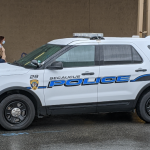 Man charged with DWI, illegal gun possession, after car crash in Secaucus Walmart parking lot