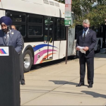 Hoboken, NJ Transit officials announce new stops, increased capacity for Bus Route 126