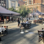 Hoboken releases propane, electric heating guidelines for winter outdoor dining