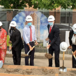 Jersey City officials breaks ground on new $120M Public Safety Headquarters in Ward F